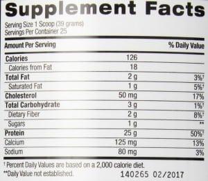 BPI Sports Whey-HD Ultra Premium Whey Protein Powder