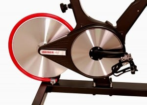 Keiser M3 Plus Indoor Cycle