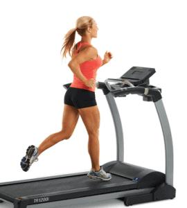 Life Span TR 1200i foldable treadmill