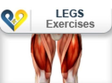 Leg Exercises for Beginners-Simple to Perform