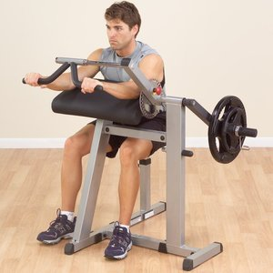 Body Solid GCBT380 Cam Series Bicep Tricep Machine-Review