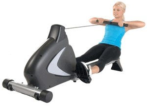 Stamina Avari Programmable Magnetic Rower- Review