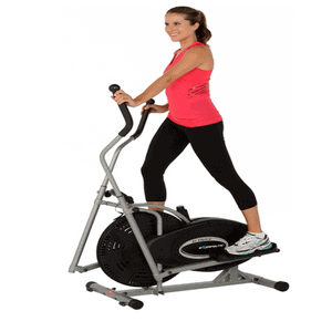 Exerpeutic Aero Air Elliptical Review-Super Affordable