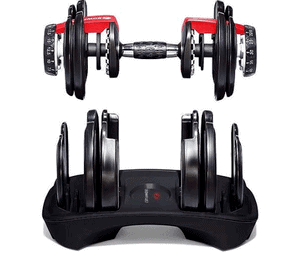 Bowflex 552 Adjustable Dumbbells- Review