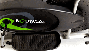 Body Rider BR1830 Dual Action Fan Elliptical Trainer-Review