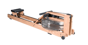 WaterRower Natural Rowing Machine Ash Wood S4 Monitor