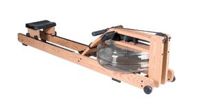 WaterRower Natural Rowing Machine Ash Wood S4 Monitor