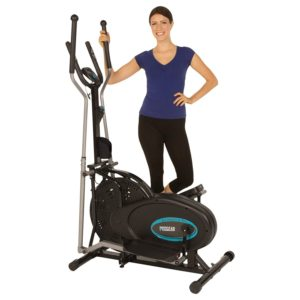 ProGear 300LS Air Elliptical with Heart Pulse Sensor-Review