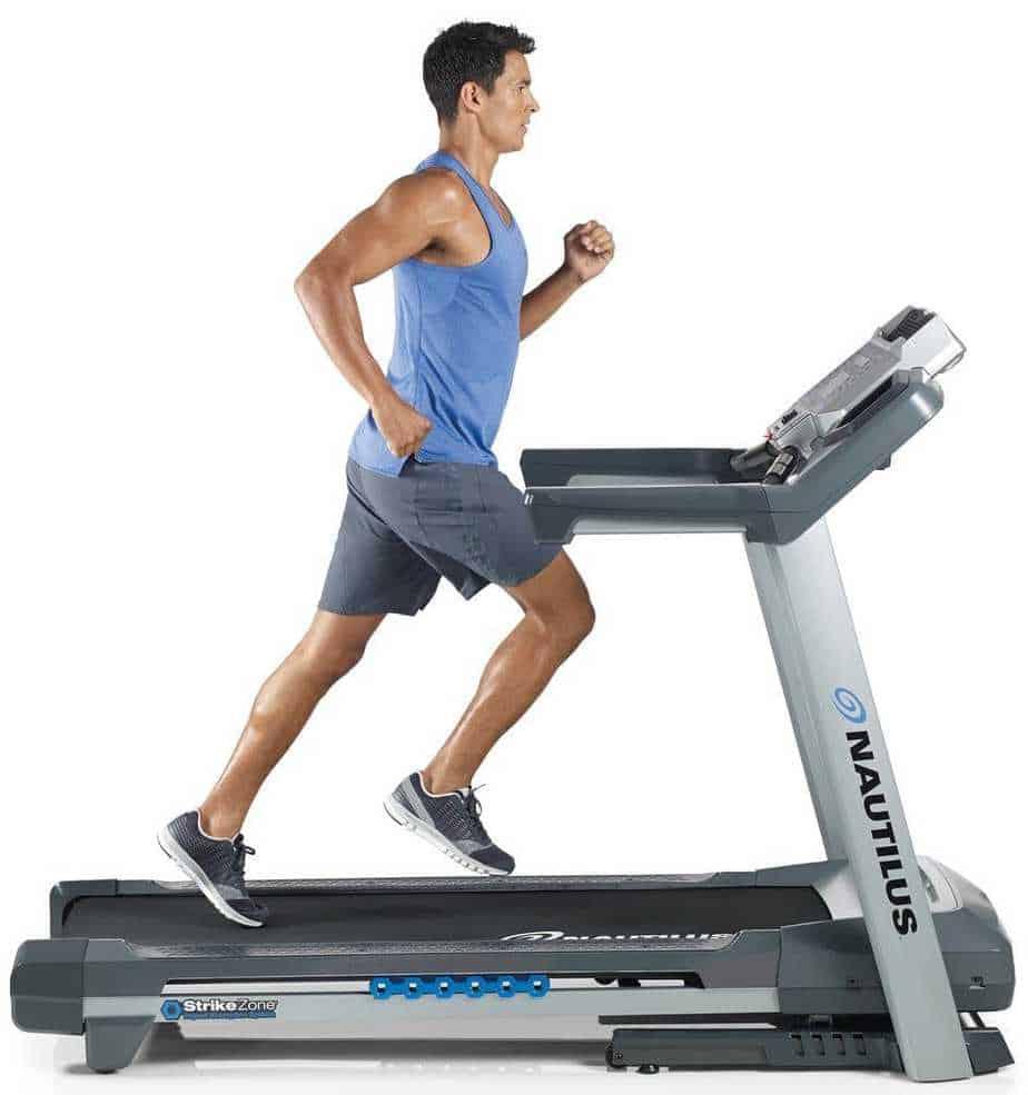 Precor Treadmill Won T Incline: Nautilus T616 Treadmill Review