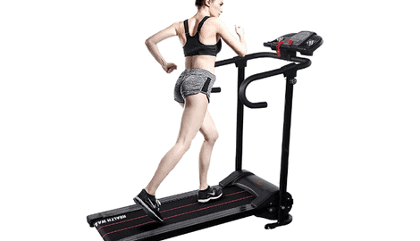 Fitnessclub 500w Fodling Electric Motorized Treadmill Review