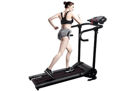 Fitnessclub 500w Folding Electric Motorized Treadmill Review