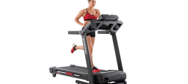 Schwinn 830 Treadmill (2016)-Build that Body