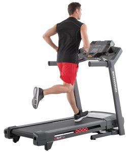 Schwinn 830 Treadmill (2016)-Build that Body