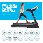 Ancheer S8100 Folding Treadmill Review