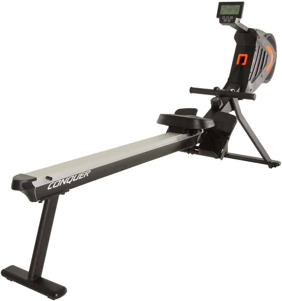 Conquer Indoor Magnetic Air Rowing Machine Review