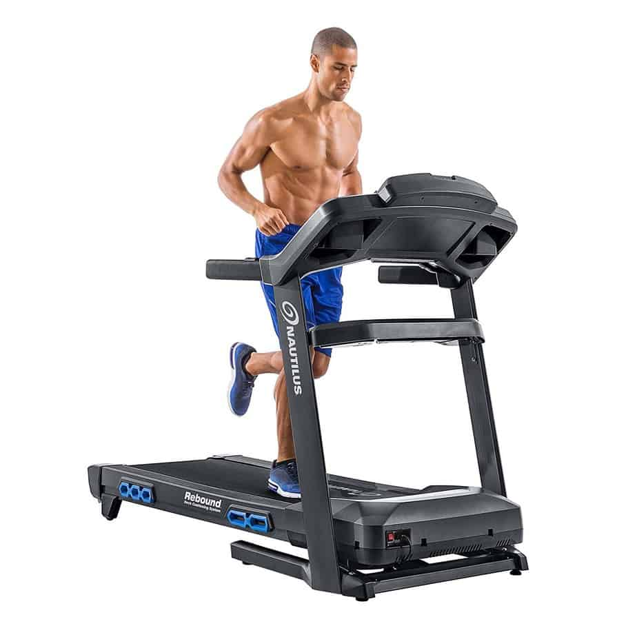 Nautilus T618 Treadmill Machine Review