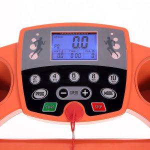 TOMSHOO 500W Folding Motrorized Treadmill Review