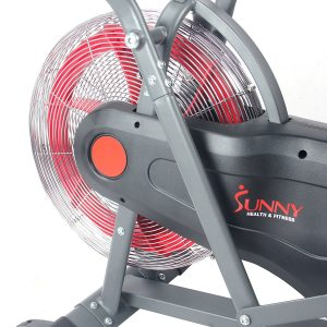Sunny Health and Fitness SF-B2640 Air Bike Trainer Review