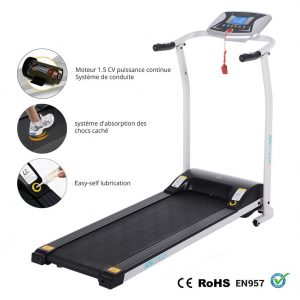 Ancheer S8400 Electric Treadmill Review