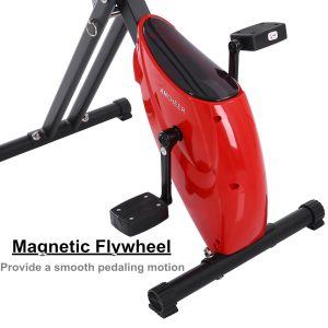 Ancheer Magnetic Upright Exercise Bike Review