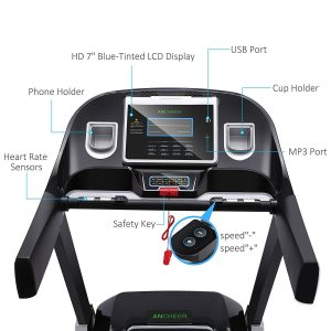 Ancheer S6100 Treadmill Review