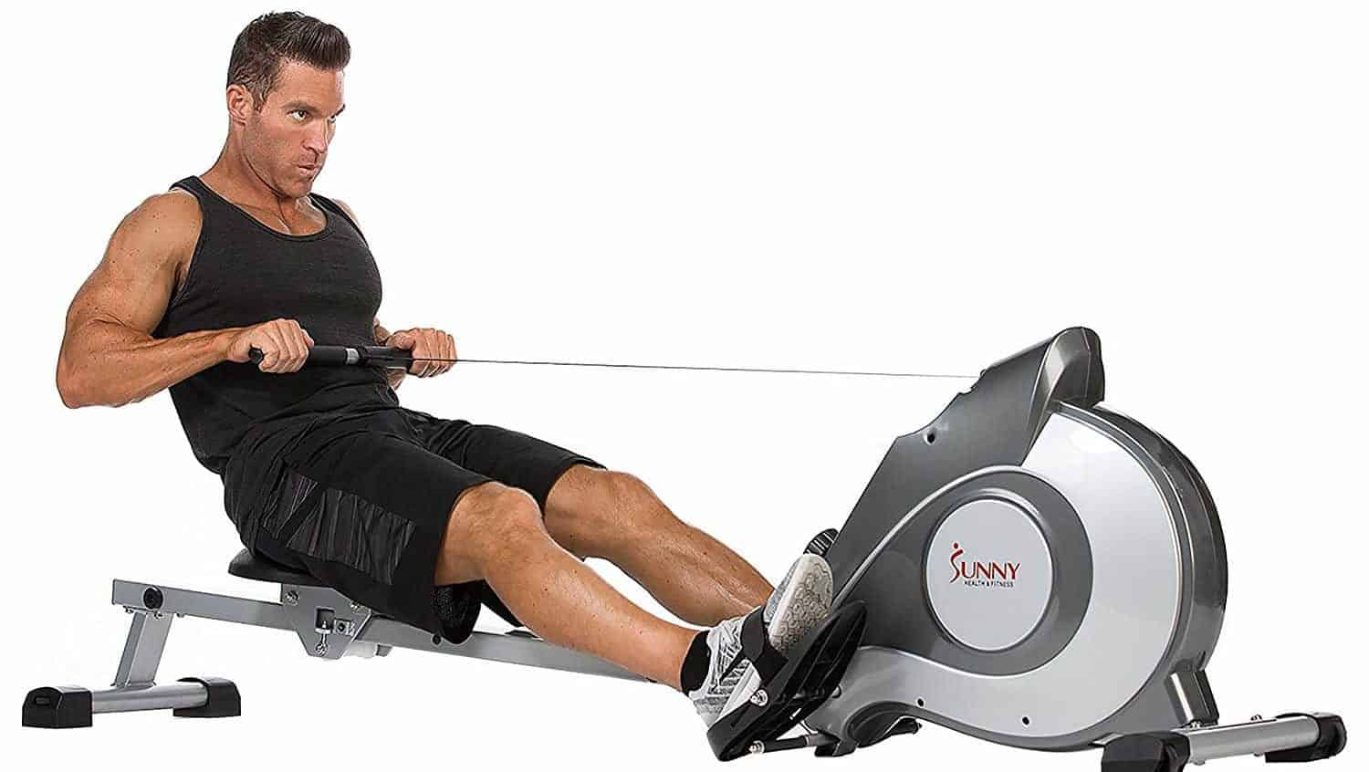 Sunny Health and Fitness SF-RW5515 Magnetic Rowing Machine Review