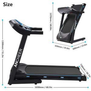Ancheer S5400 Treadmill Review