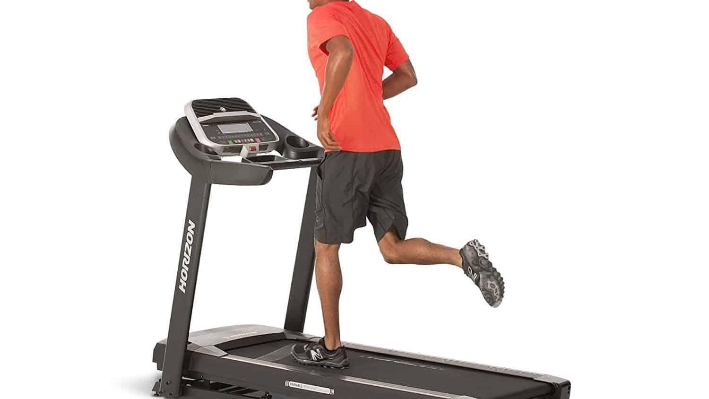 Horizon Fitness Adventure 5 Treadmill Review