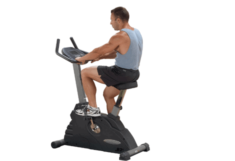 Body-Solid Endurance B2U Upright Bike Review