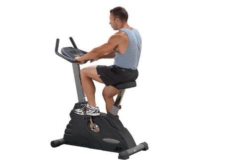Body-Solid Endurance B2U Upright Bike Review