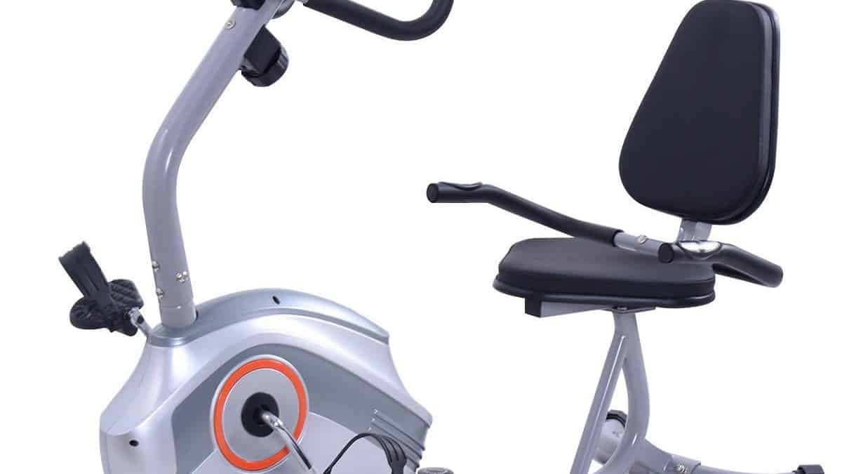 Goplus Recumbent Magnetic Exercise Bike Review