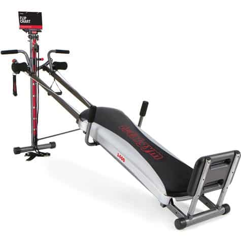 Total Gym 1400 Deluxe Home Gym Review-Detailed!