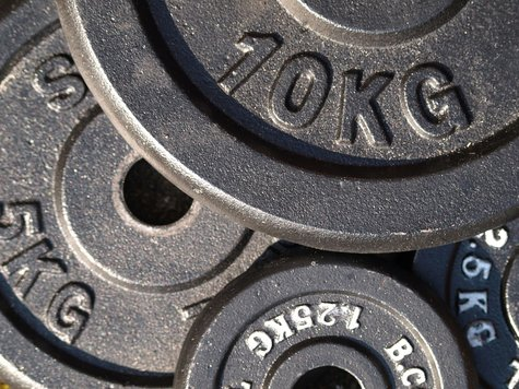 Best Olympic Weight Plates for Home Use