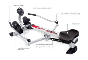 Stamina Body Trac Glider 1050 Rowing Machine Review