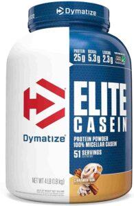 Dymatize Elite 100% Micellar Casein Powder