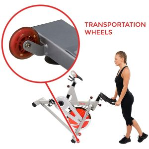 Sunny Health & Fitness SF-B1110 Indoor Cycling Bike Review