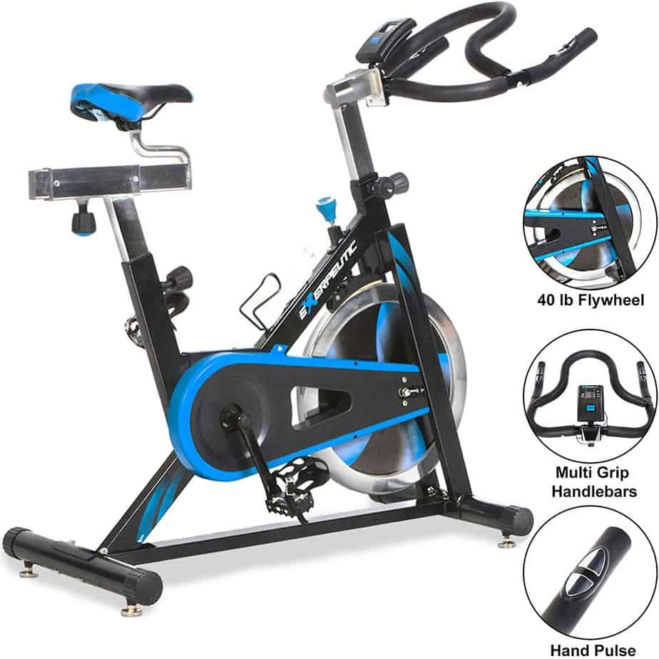 Exerpeutic LX7 Indoor Cycle Trainer Review