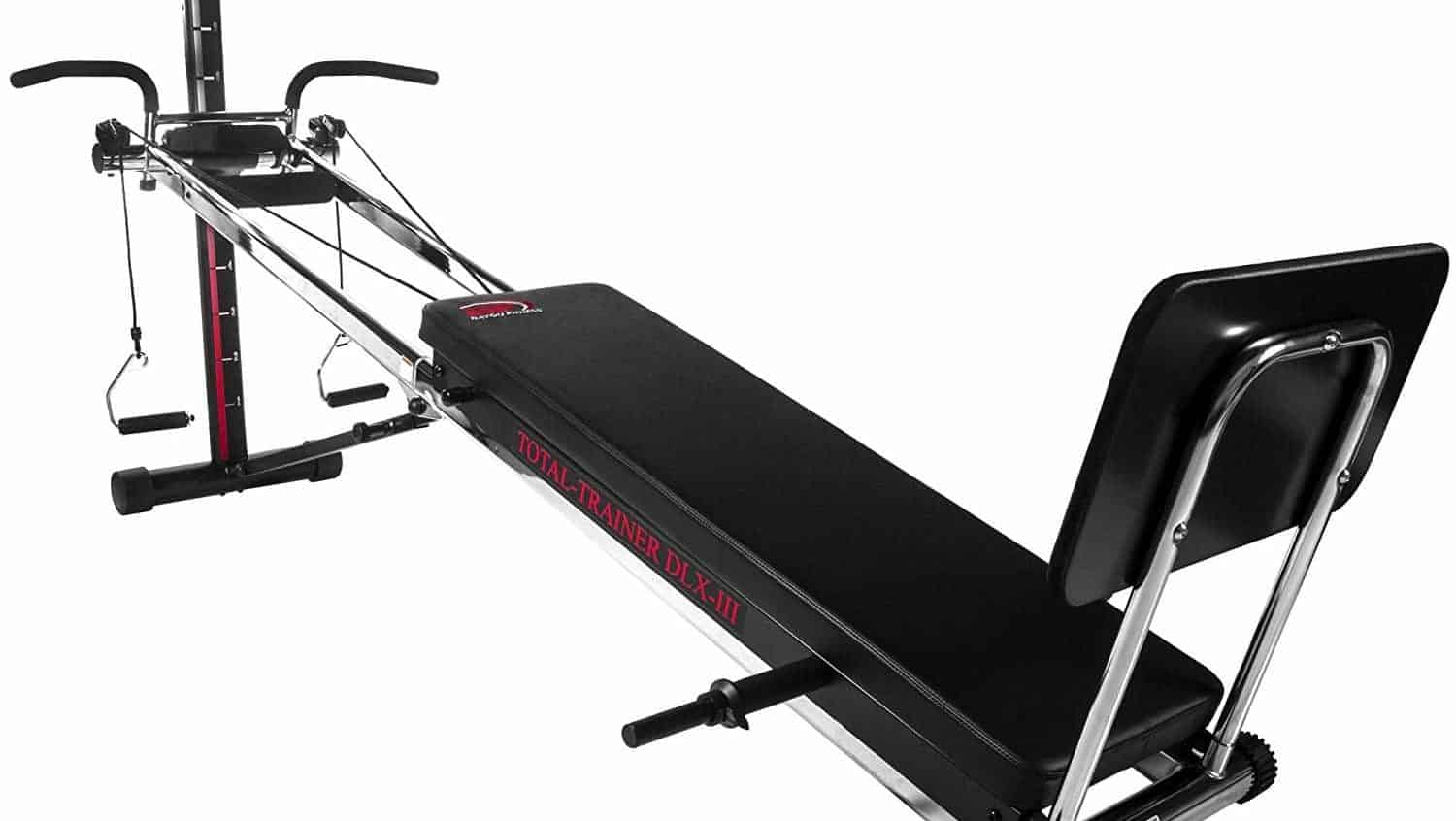 Bayou Fitness Total Trainer DLX-III Home Gym Review