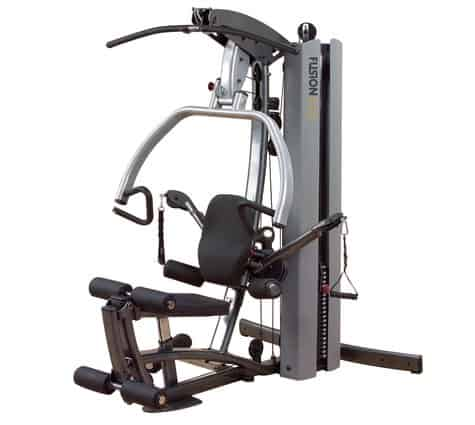 Body-Solid Fusion 500 Personal Trainer Review