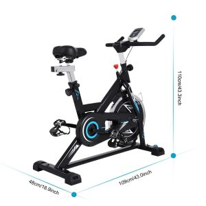 Trbitty Belt Drive Indoor Cycling Bike, Spin Bike Review