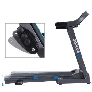 Goplus 2.25HP Folding Electric Treadmill (K1431) Review