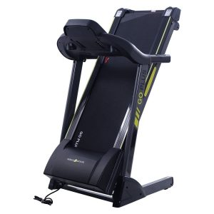 Goplus 2.5HP Folding Electric Treadmill Review