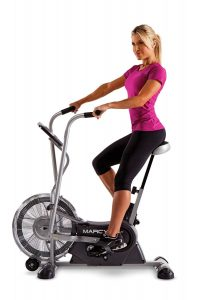 Marcy Air 1 Exercise Upright Fan Bike Review