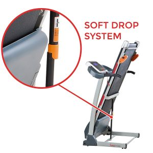 Sunny Health & Fitness SF-T4400 Treadmill Review