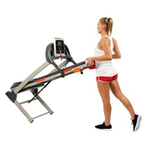 Sunny Health & Fitness SF-T4400 Treadmill Review