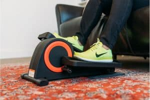 Cubii Pro Under Desk Elliptical Review