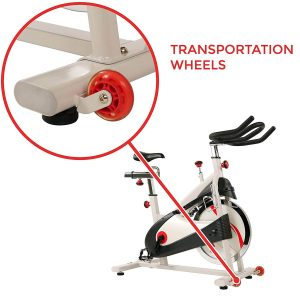 Sunny Health & Fitness SF-B1509 & SF-B1509C Premium Indoor Cycling Exercise Bikes Review