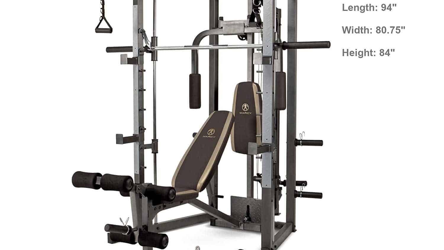 Marcy Smith Cage Machine SM-4008 Review