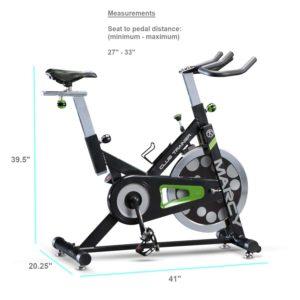 Marcy Club Revolution Bike Cycle Trainer XJ-3220