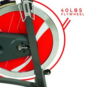 Sunny Health & Fitness SF-B1423 Belt Drive Indoor Cycling Bike Review